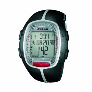 Polar RS300X G1 Heart Rate Monitor Watch with G1 GPS Sensor (Black)