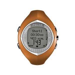 Polar F11 Heart Rate Monitor for Women (Color Orange)